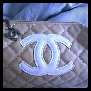 Brand New Cosmetic Zip Bag